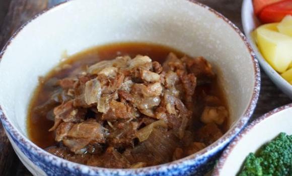 cà ri bò, thịt bò, dạy nấu ăn, món ăn trẻ thích, món cuối tuần