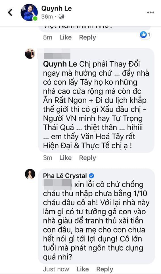 Pha Lê, ca sĩ Pha Lê, chồng Pha Lê, sao Việt