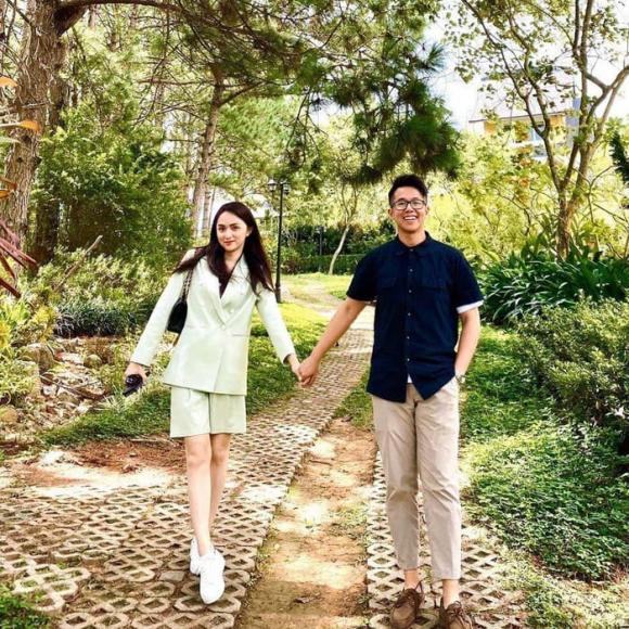 hoa hậu Hương Giang, CEO Matt Liu, sao Việt