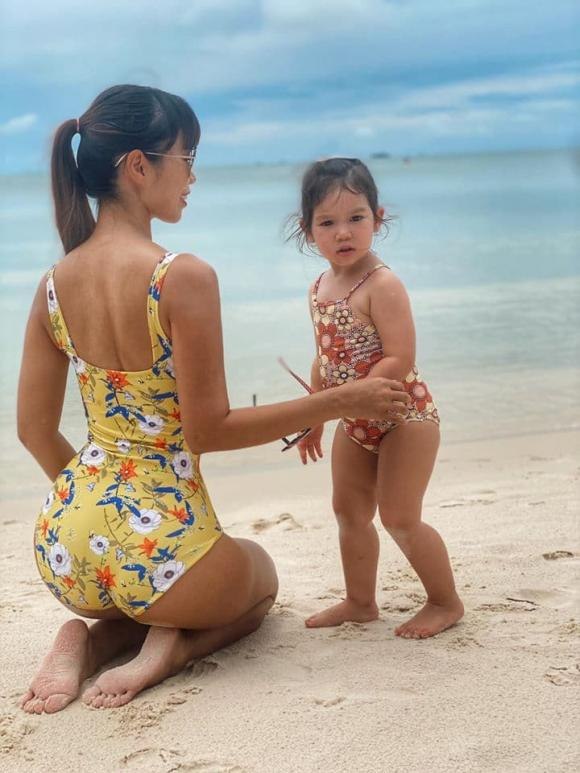 Hà Anh, con gái Hà Anh, sao Việt
