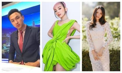 hoa hậu Hương Giang, Vlogger Dưa Leo, sao Việt