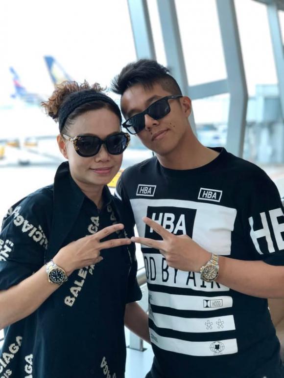 hoa hậu Hương Giang, Matt Liu, sao Việt