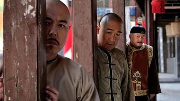 Trương Quốc Lập, Càn Long, sao Hoa ngữ