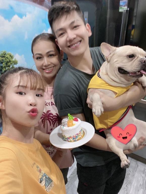 Khởi My, Khởi My và mẹ chồng, sao Việt