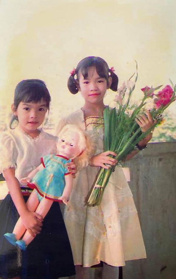 Phạm Quỳnh Anh, Phạm Quỳnh Anh lúc nhỏ, sao Việt