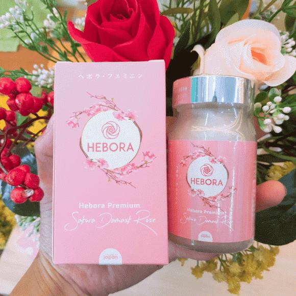 viên uống Hebora, sức khỏe phụ nữ