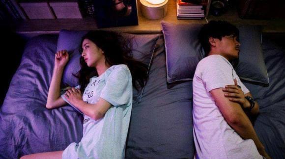 chuyện vợ chồng, ngủ riêng giường, tuổi trung niên,