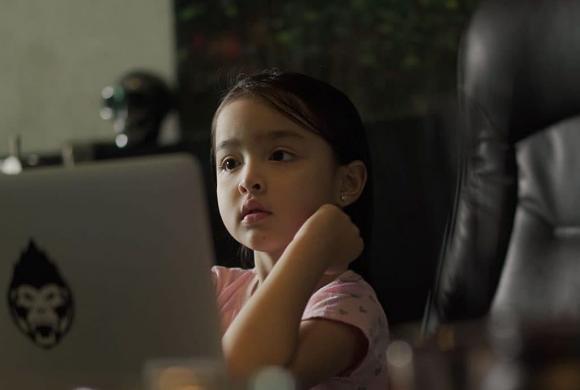 con gái Mỹ nhân đẹp nhất Philippines, marian rivera, bé zia