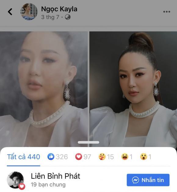 diễn viên Liên Bỉnh Phát, Ngọc Kayla, sao Việt