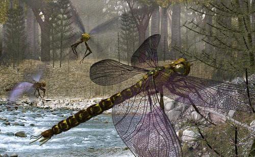 sinh vật không lồ, con vật khổng lồ, thời tiền sử, chuyện lạ