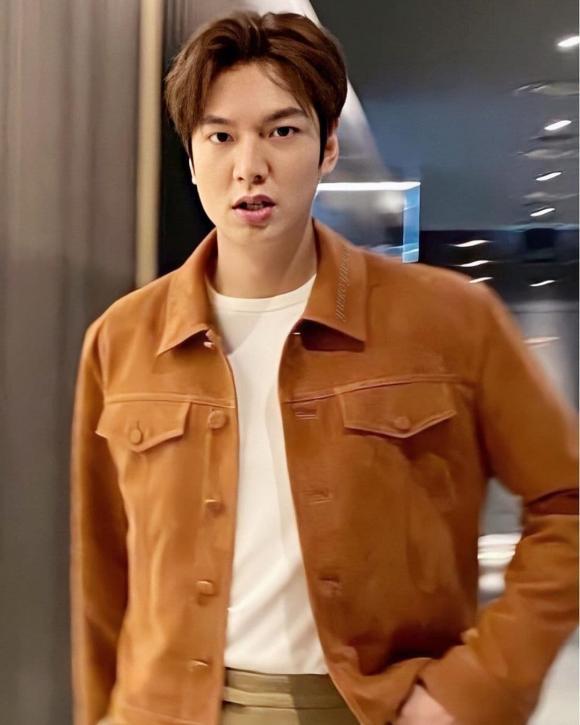 Đang mải kéo quần thì bị chụp trộm, Lee Min Ho liền có thái độ 'lồi lõm'
