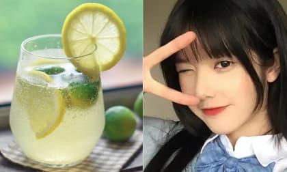 thức uống ngon, đồ uống tốt cho sức khỏe, cách pha chế đồ uống ngon