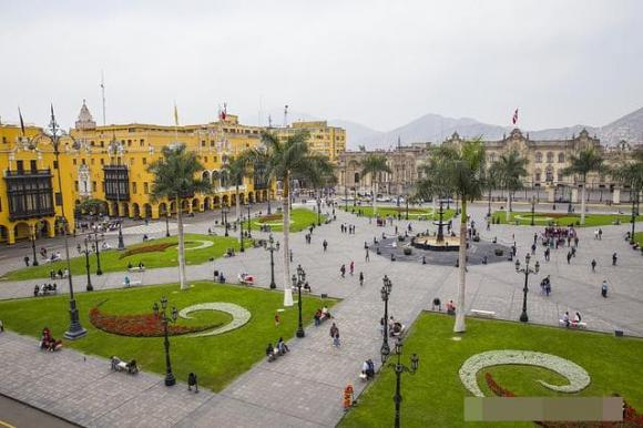 thủ đô Lima của Peru, thanh phố không mưa, chuyện lạ, Lima