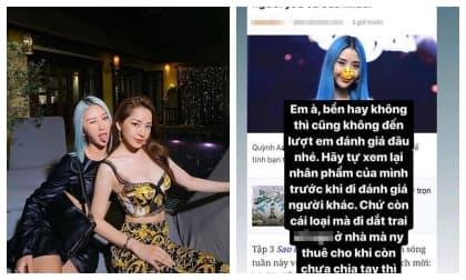ca sĩ Chi Pu, hotgirl Salim, sao Việt