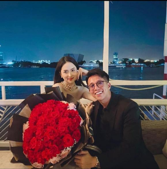 doanh nhân Matt Liu, hoa hậu Hương Giang, sao Việt