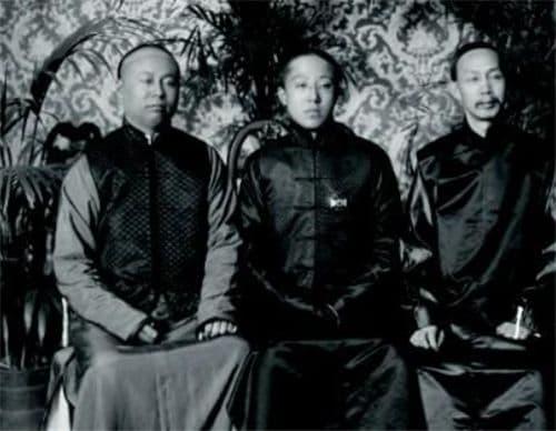 Lịch sử Trung Hoa, Viên Thế Khải, Đại Thanh
