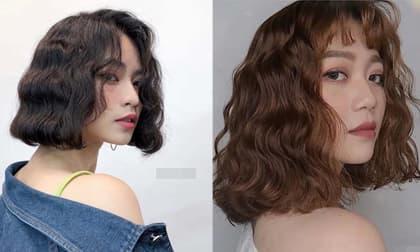 mẫu tóc tuổi trung niên đẹp, tóc đẹp