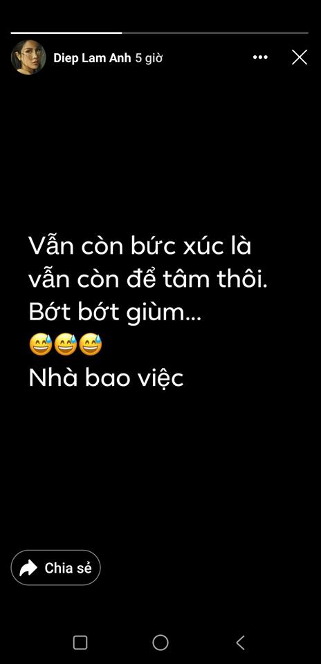 ca sĩ Diệp Lâm Anh, hoa hậu Hương Giang, sao Việt