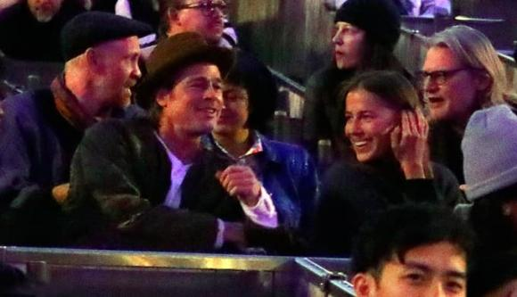 Bạn gái Brad Pitt, Brad Pittn, Nicole Poturalski