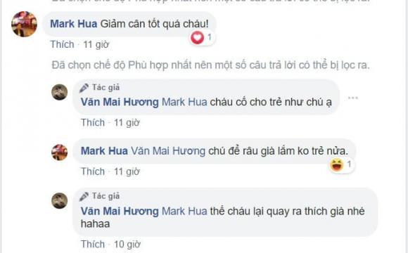 Văn Mai Hương, Bảo Thy, sao Việt