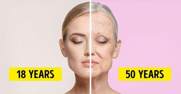 da bị mụn, lão hóa, người da mụn sẽ chậm lão hóa, kiến thức về da