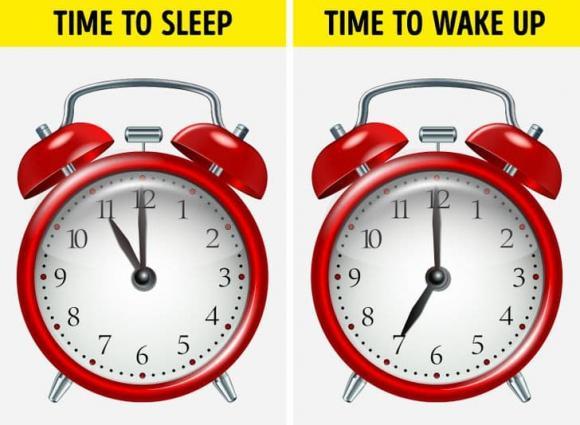 7 thói quen trước khi đi ngủ có thể giúp chúng ta giảm cân