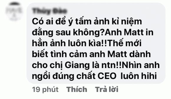 Matt Liu đăng ảnh trở lại công việc, fan lập tức soi được 'chủ quyền' của Hương Giang đã xác lập
