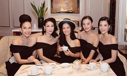 Diva Hồng Nhung, Linh Nga, sao Việt