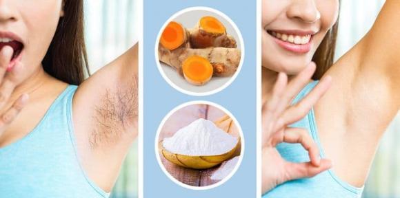 5 cách để có được vùng nách mềm mượt mà không cần cạo lông
