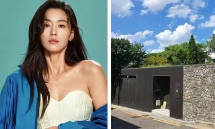 jeon ji hyun, chồng gia thế khủng, sắc vóc, sao hàn