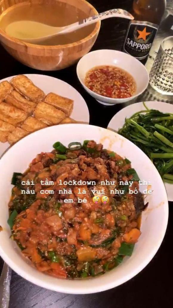 Rocker Nguyễn, bạn gái Rocker Nguyễn, Rocker Nguyễn nấu ăn ngon