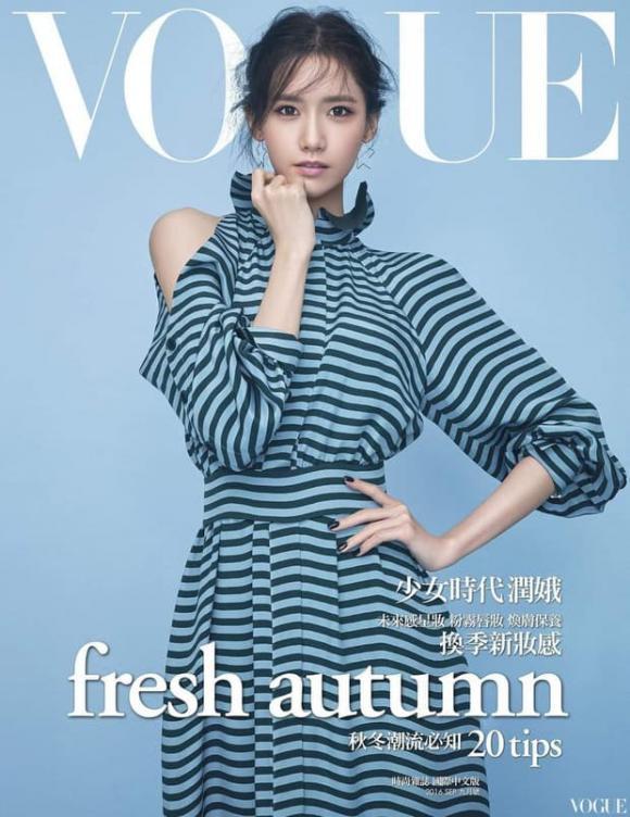 Yoona lồng lộn lên 7 bìa tạp chí, nhưng fan la ó vì đôi mắt 'trừng trừng' đánh bay vẻ đẹp nữ thần
