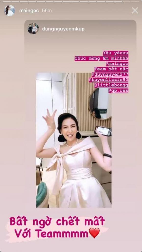 Rộ nghi án MC Mai Ngọc âm thầm bỏ về trước khi VTV Awards kết thúc
