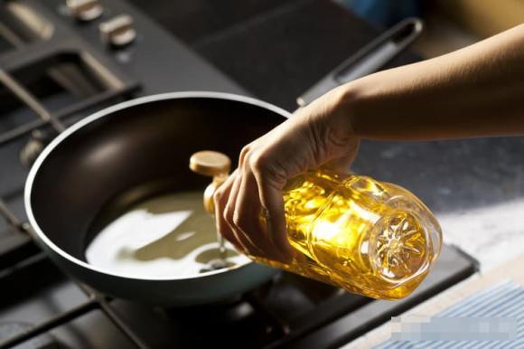 dầu ăn, dầu tự ép, sức khỏe ăn uống,