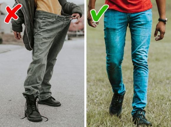 thời trang nam, sai lầm trong thời trang nam, xu hướng thời trang