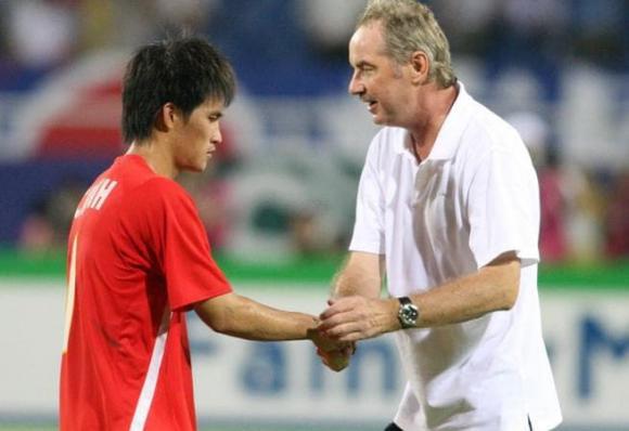 Cựu huấn luyện viên của đội tuyển Việt Nam