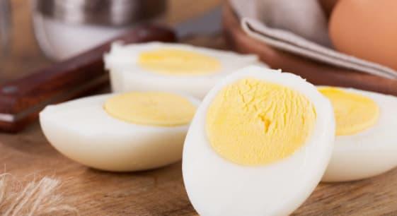 luộc trứng, mẹo hay, dạy nấu ăn, trứng dễ bóc vỏ