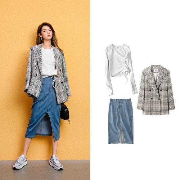 Những cách phối đồ đẹp phù hợp để mặc đi làm mùa thu, giản dị, thoải mái và đầy khí, rất đáng để học hỏi!