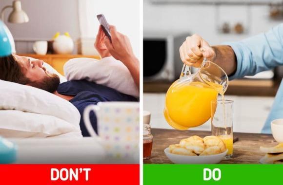 đồng hồ báo thức, báo thức bằng điện thoại, kiến thức