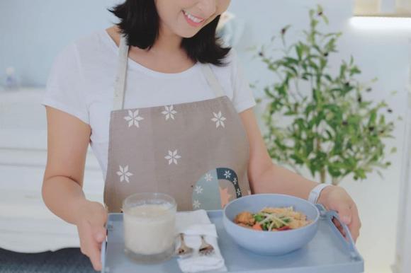 Ngọc Hân, hoa hậu Ngọc Hân nấu ăn, món ngon của sao