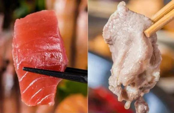 thịt đỏ, thịt trắng, thịt trắng và thịt đỏ thịt nào tốt,
