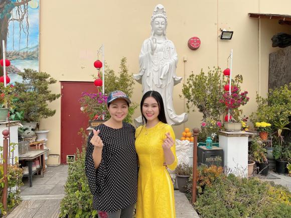 NSƯT Ngọc Huyền, con gái ngọc huyền, sao Việt