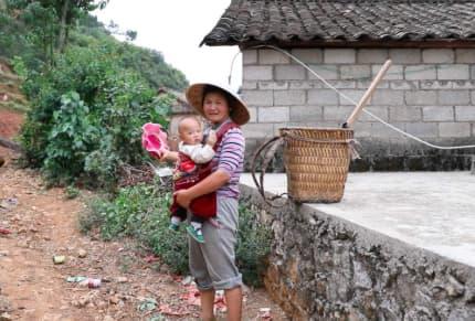 Tại sao người già ở nông thôn nuôi bảy tám con thì không mệt, mà bây giờ nuôi một con lại rất mệt?