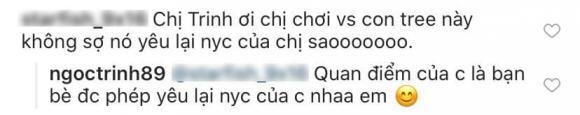 """Bị netizen hỏi """"không sợ Chi Pu yêu lại người yêu cũ sao?"""", Ngọc Trinh lập tức đáp trả cực gắt"""