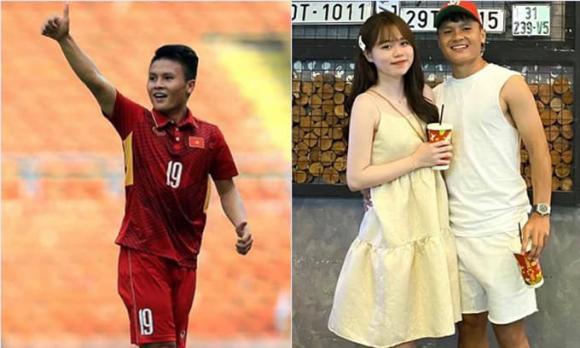 Huỳnh Anh, Quang Hải, bạn gái Quang Hải