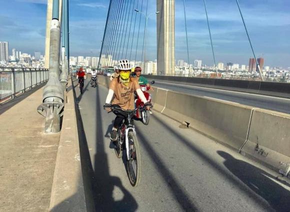 đi phượt, đi phượt bằng xe đạp, đi du lịch