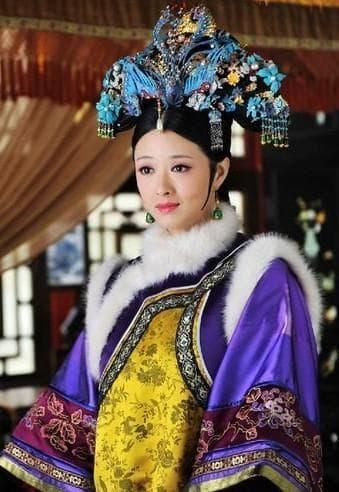 Tưởng Hân,Chân Hoàn truyện,Hoa phi,sao Hoa ngữ
