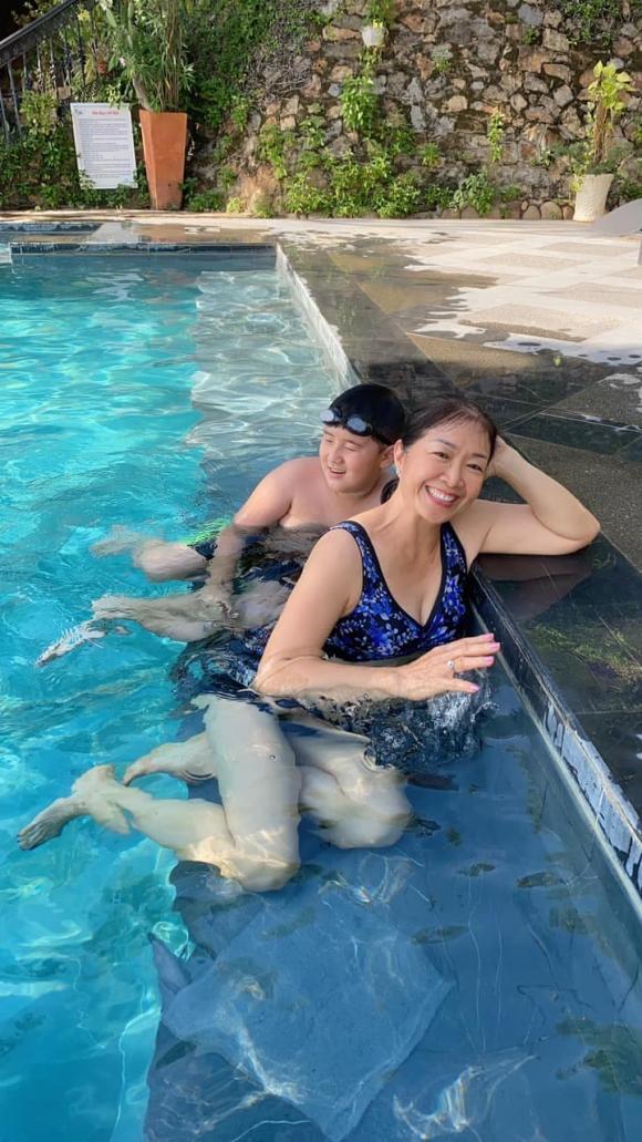 diễn viên Lê Phương, mẹ lê phương, sao Việt