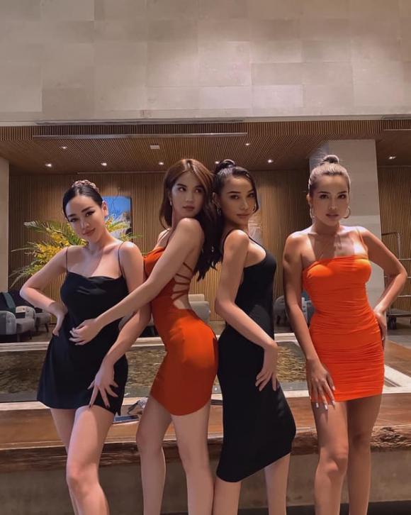 ca sĩ Chi Pu, người mẫu Ngọc Trinh, sao Việt