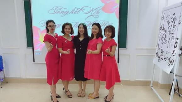 Cô giáo Tạ Thị Vân, Luyện chữ đẹp Ánh Dương